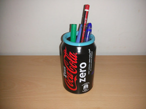 Can Pens Holder