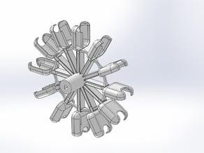Pelton Wheel Design v1.1