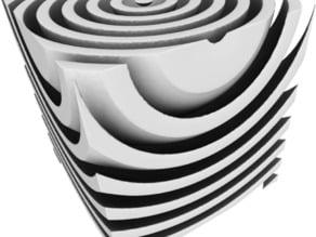 3D Texture - Wave