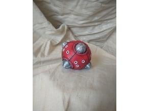 Motorball Assembled Half