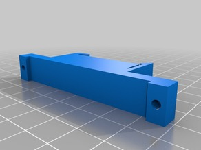 70mm DIN rail mounting clip