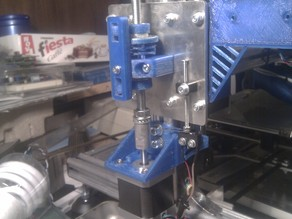 K8200/3Drag Z-axis wobble and backlash reducer