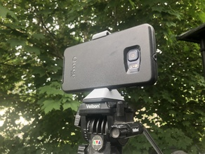 Simple Tripod Mount for Phone