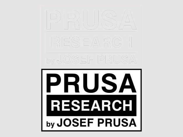 Prusa Font