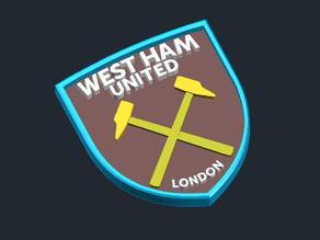 WestHam United FC - Logo
