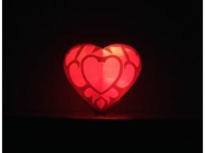 Zelda BOTW Heart Container