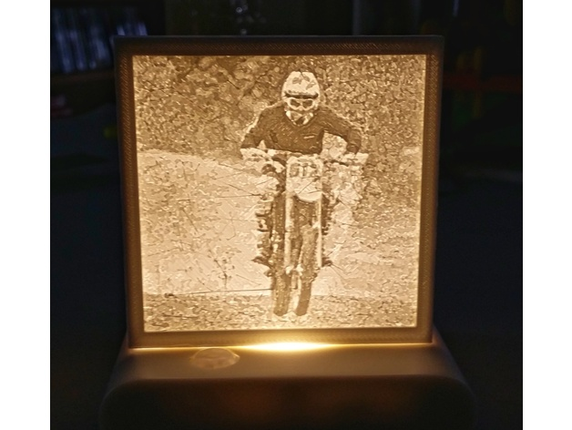 Ikea Lithophane By Cipper Thingiverse