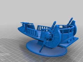 Star wars  sail boat