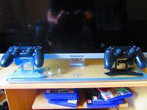 DualShock PS4 support