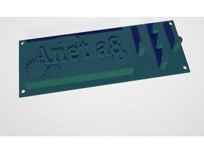 Tapa display, display cover Anet A8