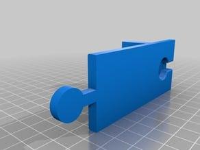 Brother QL500 Spoolholder for 62mm label width