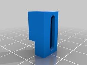 Verbesserte Endschalterhalter für ANY I3 Mega