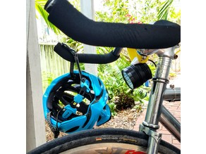 Bicycle Light Mount Adapter for large XML T6 style