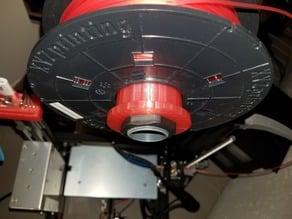 Creality Ender 3 filament adapter