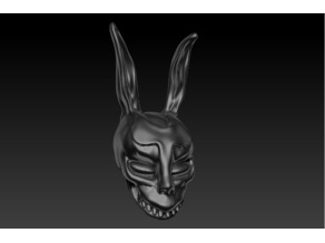 Donnie Darko's mask