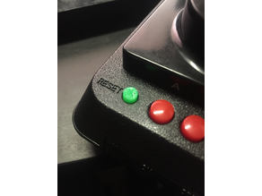 Commodore 64 DTV Reset Button