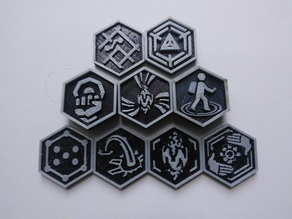 Ingress Achievement Badges
