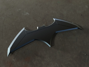 Batman Vs Superman Batarang