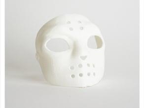 Makies Hockey Mask