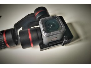 Rollei Gimbal adapter for GoPro Session