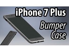 iPhone 7 Plus Slim Bumper Case