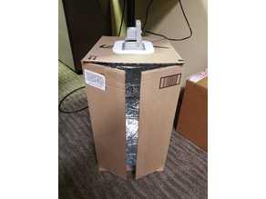 UV Cure Cardboard Box