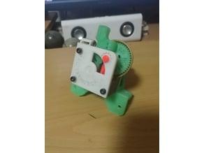 3D-printting TITAN Extruder - BD Homemaker