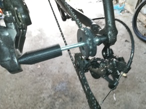 MTB chain cleaning