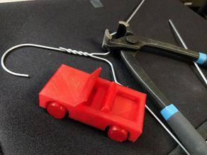 Jeep Toy Car