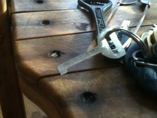 Paul's Handcuff Key