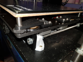 Underbed Piezo Mounts