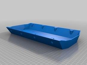 e-Skateboard Battery Enclosure