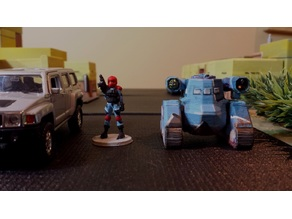 Brigand Personal Assault Vehicle / Pilots