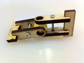 Laser Cut Universal Joint