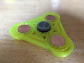Lattice Design Fidget Spinner