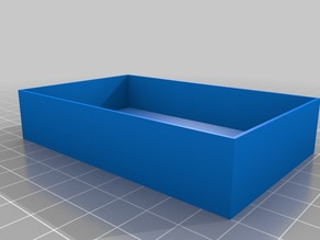 My Customized Tray: Parametric & Simple