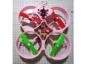 Snapy - brushless Tiny Whoop 3inch top and bottom plate