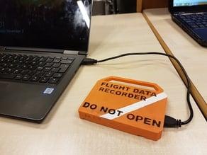 flight data recorder harddisk