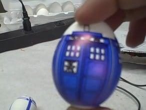 Egg TARDIS
