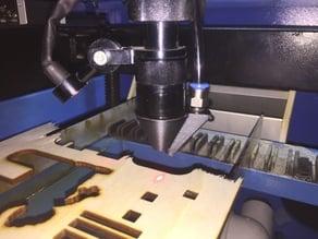 Air Assist for Laser Cutter