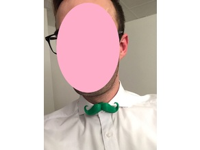 Mustache Bow Tie - The Stash (fixed)