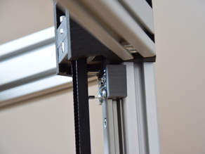 2020 profile - Hall E endstop mount