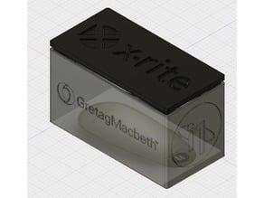 Xrite Gretag Macbeth Protector Box Utilities