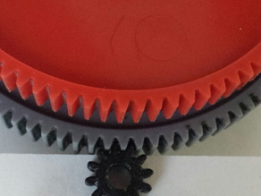 MOD 1.0 SPUR GEAR COLLECTION