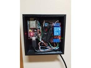 Esp8266 / Nodemcu Texting Doorbell