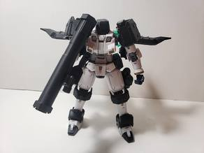 Mg Tallgeese Leo Flight Pack Conversion Kit