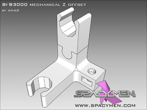 BfB3000 mechanical Z offset