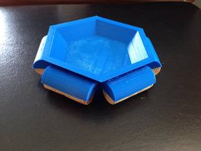 Hexagonal Flotation Apparatus