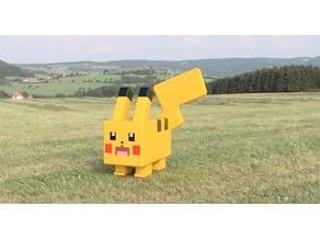 Pokemon Quest Pikachu aka Derpachu!