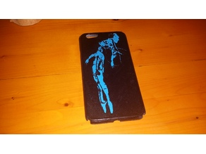 Iphone S6 Case - Ghost In The Shell